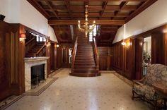 Theurer-Wrigley Mansion. Lincoln Park. Richard E. Schmidt, Architect.