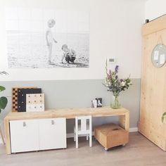 25 DIY im De Jong Haus de Jong Kids Playroom Ideas Diy haus huize Jong warm Toy Rooms, Shop Interiors, Girl Room, Kids Bedroom, Room Kids, Home And Living, Room Decor, Interior Design, Furniture