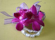 Haverford High School Prom Bouquets & Wrist Corsages   Philadelphia wedding flowers