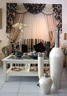 Show Details For Versailles Rose Austrian Swag Style Cortinas Pinterest Detail D And Gold