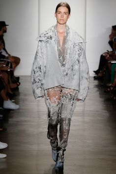 Parsons MFA Spring 2015 Ready-to-Wear Fashion Show