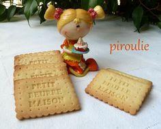 Véritables petits-beurre maison - Pâtisseries et gourmandises