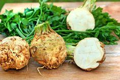 Bytt poteten med norsk sellerirot