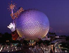 #Epcot at Walt #Disney World, #Orlando, #Florida.