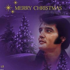 i love this man he was not afraid to say merry christmas - Elvis Presley Blue Christmas