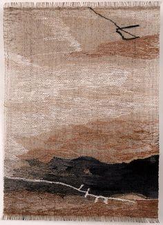 Irina Kolesnikova. Tapestry landscape
