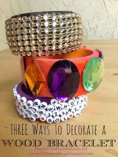 iLoveToCreate Blog: DIY Bracelets