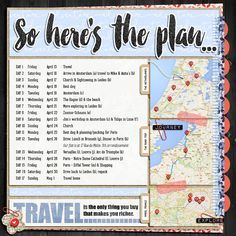 So here's the plan... (Europe Album) by angiekey at the Lilypad