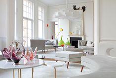 Prachtig appartement in Londen met de allermooiste design meubels - Roomed