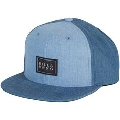 Billabong US Mens : ACCESSORIES - Salford Snap Back