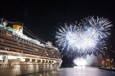 Costa Diadema Christening Genoa november 7th 2014