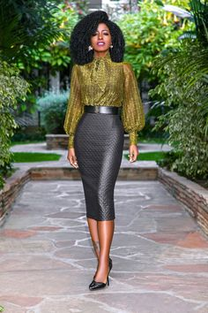 black women s fashion trainers topshop Pencil Skirt Outfits, Dress Outfits, Fashion Outfits, Classy Outfits, Cute Outfits, Black Women Fashion, Womens Fashion, Going Out Outfits, Body Con Skirt