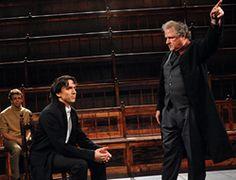 """New Jerusalem: The Interrogation of Baruch de Spinoza"" by David Ives @ Theater J, Washington, D.C."