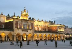 Kraków (Cracow), seat of Poland's oldest university and the former capitalcapital of Poland, is one of the few Polish cities that escaped devastation by Hitler's armies during World War II.