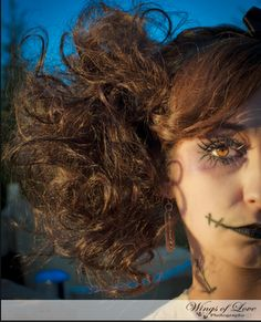 Haunted shoot out   Hair and makeup by BeautyByNicole.com  Hudson Valley Click
