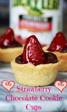 75 Strawberry Dessert Recipes