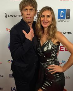 UBCP/ACTRA Awards red carpet with @mackenziegray57 @ubcp_actra #UBCPACTRA #vancouver #filmindustry #BCfilm #actors #performers 🎬💋