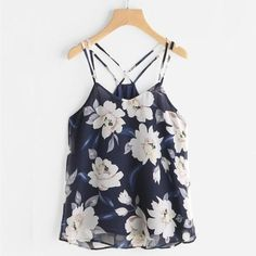 Material: Polyester Fabric Type: Broadcloth Tops Type: Camis Decoration: None Clothing Length: Short Pattern Type: Print Model Number: js sport Shirt Item Type: Tops Gender: Women