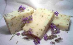 All Natural Lavender Soap Bar, Handmade Cold Process Soap, Artisan Soap, Vegan Soap. Lavender Soap, Lavender Blossoms, Lavander, Glycerin Soap, Handmade Soaps, Diy Soaps, Home Made Soap, Bar Soap, Soap Making