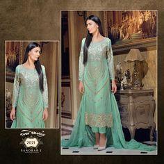 #Buy #Sanober Vol-2 #FullCatalog / Single Designer #Suit #SalwarKameez (Cat-vc-sanober-vol-2-498)