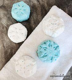 Homemade Bath Bombs DIY