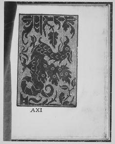 Esemplario di Lauori..., page 9 (verso)