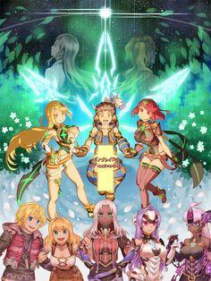 Creepypasta Anime, Game Character, Character Design, Monolith Soft, Lusamine Pokemon, Xeno Series, Xenoblade Chronicles 2, Best Rpg, Manga Games