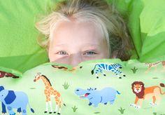 Kids sleeping bags by Olive Kids!