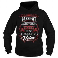 BARROWS BARROWSYEAR BARROWSBIRTHDAY BARROWSHOODIE BARROWS NAME BARROWSHOODIES  TSHIRT FOR YOU