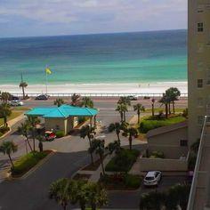 Miramar Beach in Florida