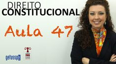 Aula 47 - Direito Constitucional - Poder Legislativo - Parte 3