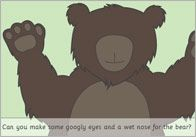 "Backdrops, story cut-outs, playdough mats, masks and more for ""Going on a Bear Hunt"""