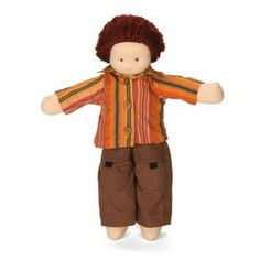 Waldorf Boy Doll - Louis. $69.95