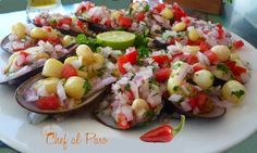 Peruvian Cuisine, Peruvian Recipes, Chefs, Comida Latina, Ceviche, Potato Salad, The Best, Meal Planning, Seafood