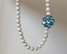 bead and brooch