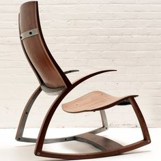 Rocking Chair #1 by Reed Hansuld