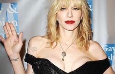 Celebrities Addicted to Drugs - Courtney Love