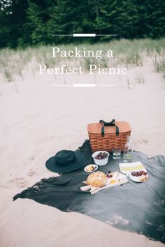 Packing a Perfect Picnic /