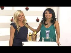 Have you ever looked too orange after a spray tan? Find out how to downplay the Sunkist-look with Jeannie Mai's tips.
