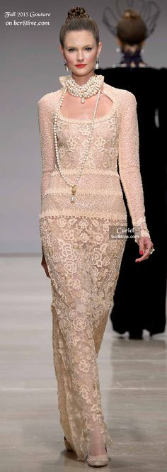 Curiel Couture Fall 2015-16