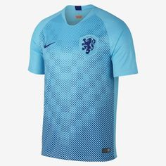 e086ba15a Camisa Nike Holanda II 2018 Torcedor Masculina