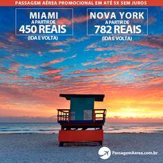 Promoções incríveis hoje no site.  Confira: https://www.passagemaerea.com.br/categoria/promocoes  #miami #novayork #estadosunidos