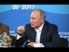 Putin: US not a white Christian country anymore - we Europeans need to p...