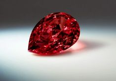 Natural Colored Red Diamonds the Rarest of Gemstones