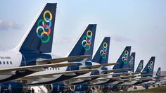olympic airlines | Olympic Airlines Athens Airport