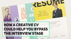 This guy got offered a job instantly after he sent his creative CV in.
