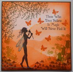 feb lavinia birght colours watermark - My site Fairy Quotes, Lavinia Stamps Cards, Mochila Crochet, Fairy Silhouette, Fairy Pictures, Fairy Art, Faeries, Beautiful Fairies, Cardmaking