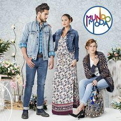 Vive#MundoModaSantaféy sus desfiles con las mejores marcas del 12 al 19 de marzo de 2016.  Centro Comercial @santafemimundo #Bogotá.  #mall#plan#charlas#fashion#estilo #tendencias #familia#amigos#colombia