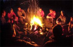 Content marketing and storytelling are parallel. When you engage with digital outreach, content marketing and storytelling becomes a powerful strategy. Campfire Fun, Campfire Stories, Campfire Songs, Oven Smores, Log Fires, Fish Camp, Selling Art, Go Camping, The Great Outdoors