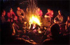 Camp fire community. Coke furnace?